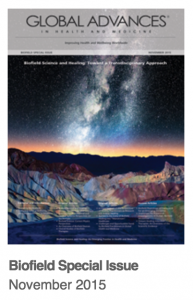 Global Advances in Health and Medicine: Biofield Special Issue, November 2015